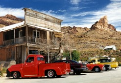 Main Street, Oatman, Arizona