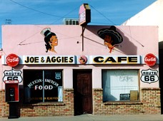 Joe and Aggies Cafe, Holbrook, Arizona