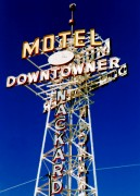 Motel Downtowner, Flagstaff. Arizona
