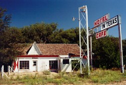 The First In Texas/Last In Texas Motel, Glenrio, TX