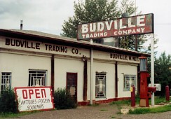 Budville Trading Company, Budville, NM