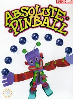Absolute Pinball Box Art