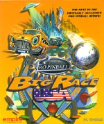 Pro Pinball: Big Race USA Box Art