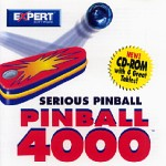 Pinball 4000 Box Art