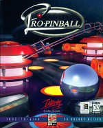 Pro Pinball: The Web Box Art