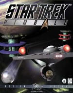 Star Trek Pinball Box Art